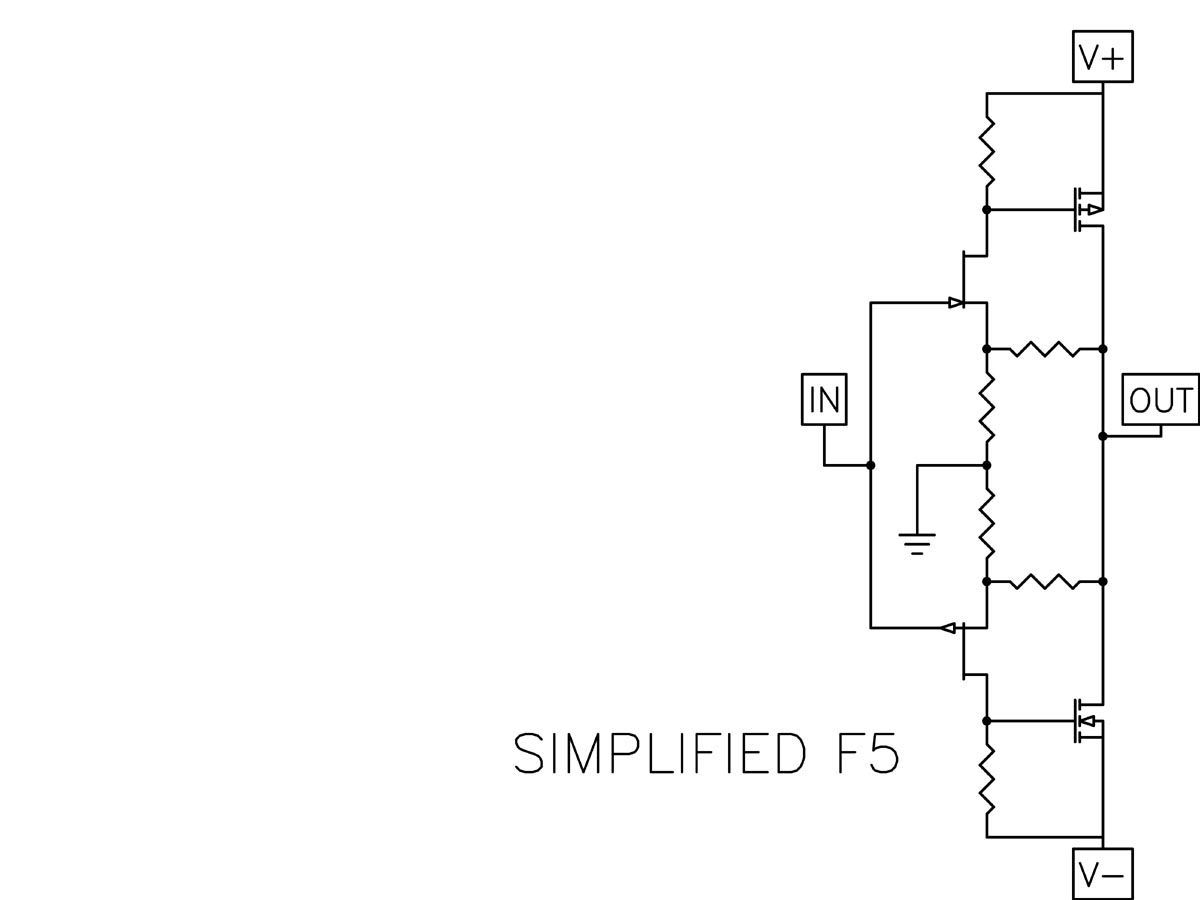 First Watt 1000 Power Amplifier Amp Circuit Diagram Is Found In Numerous Preamp Circuits And The Odd Check Out Profet From Selectronics But F5 Product Of